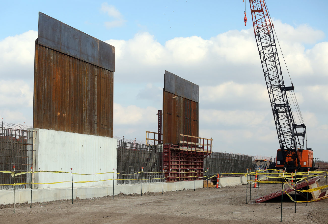 A look at the effort to build a border wall in the RGV - The Monitor