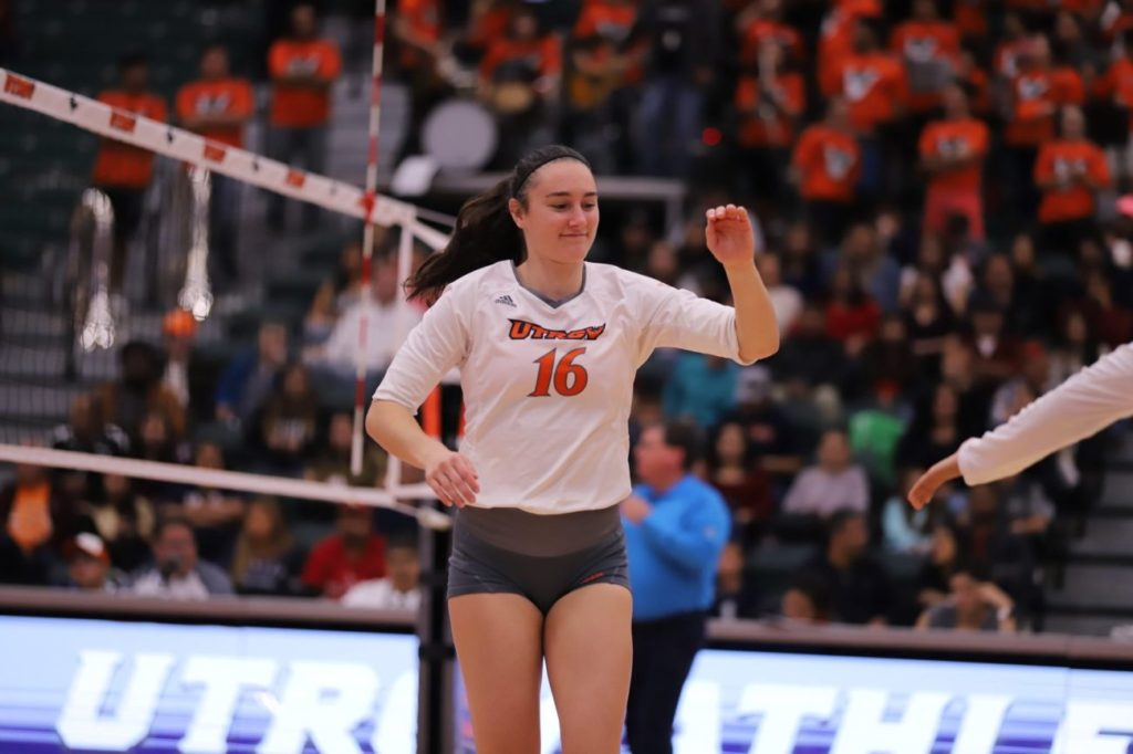 McAllen Memorial & UTRGV grad Draik Banks going from volleyball court to U.S. Army - The Monitor