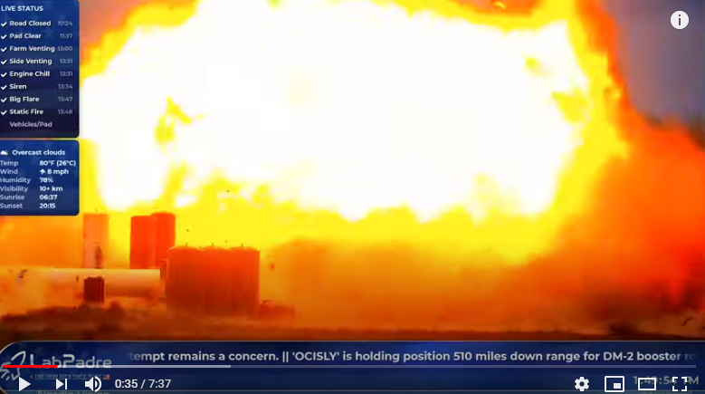 spacex explosion - photo #4