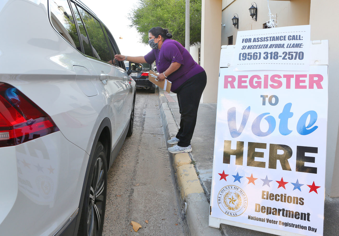Early voting begins in New Mexico today