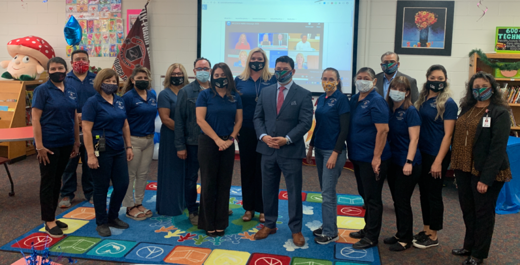 Psja Elementary School Receives National Award The Monitor Our daughter adjusted well and her dad and i were impressed to see so many staff members speaking to. psja elementary school receives