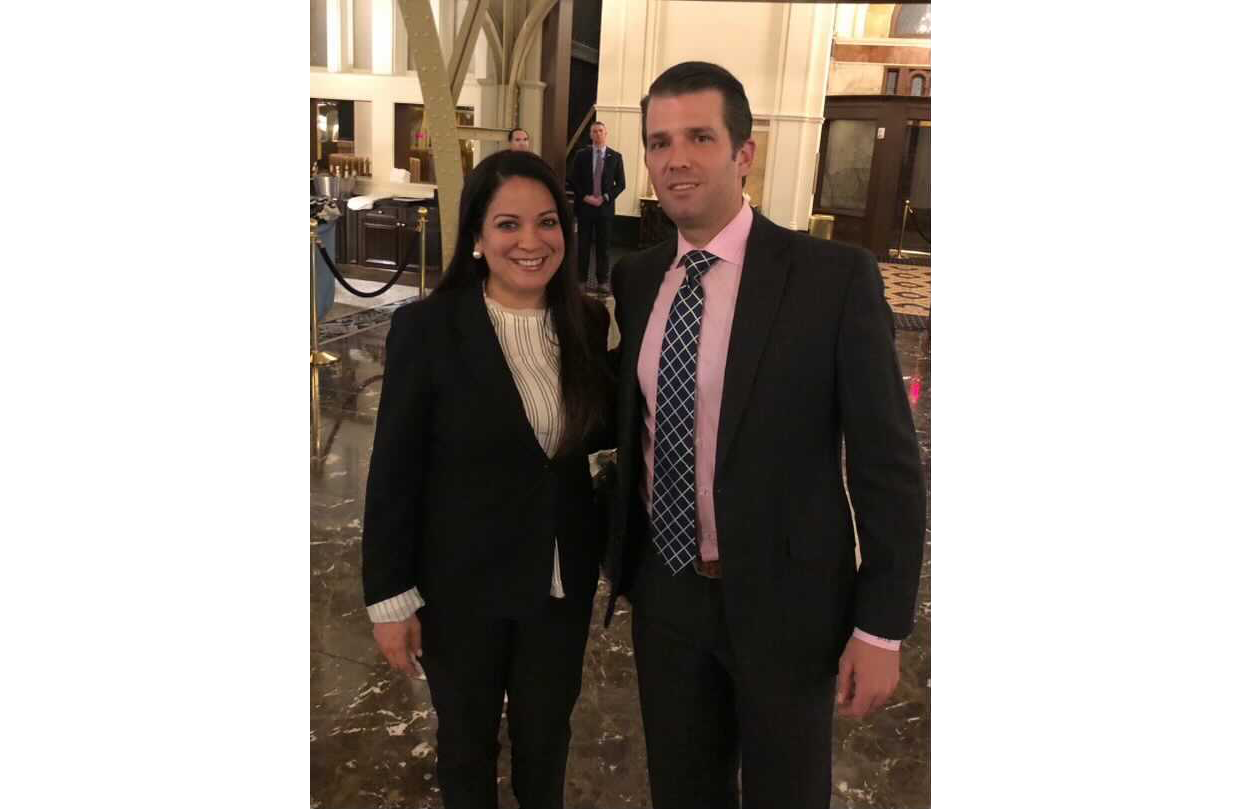 Donald Trump Jr. luncheon in McAllen postponed after ...