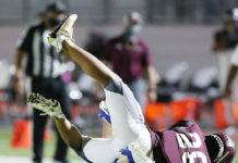 Air-tight defenses leading 31-6A at football season's midway point