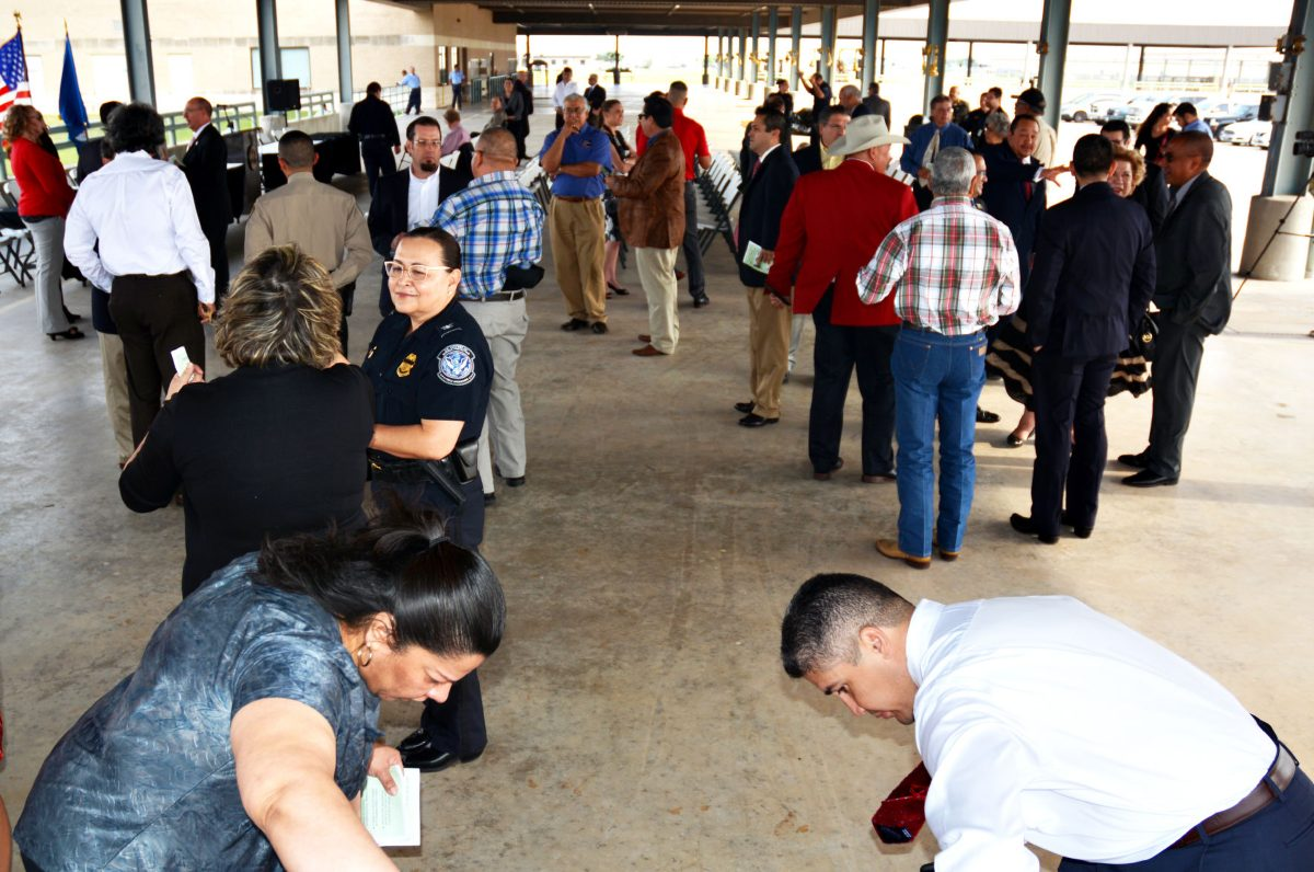 Los Indios could take some truck traffic away from Pharr