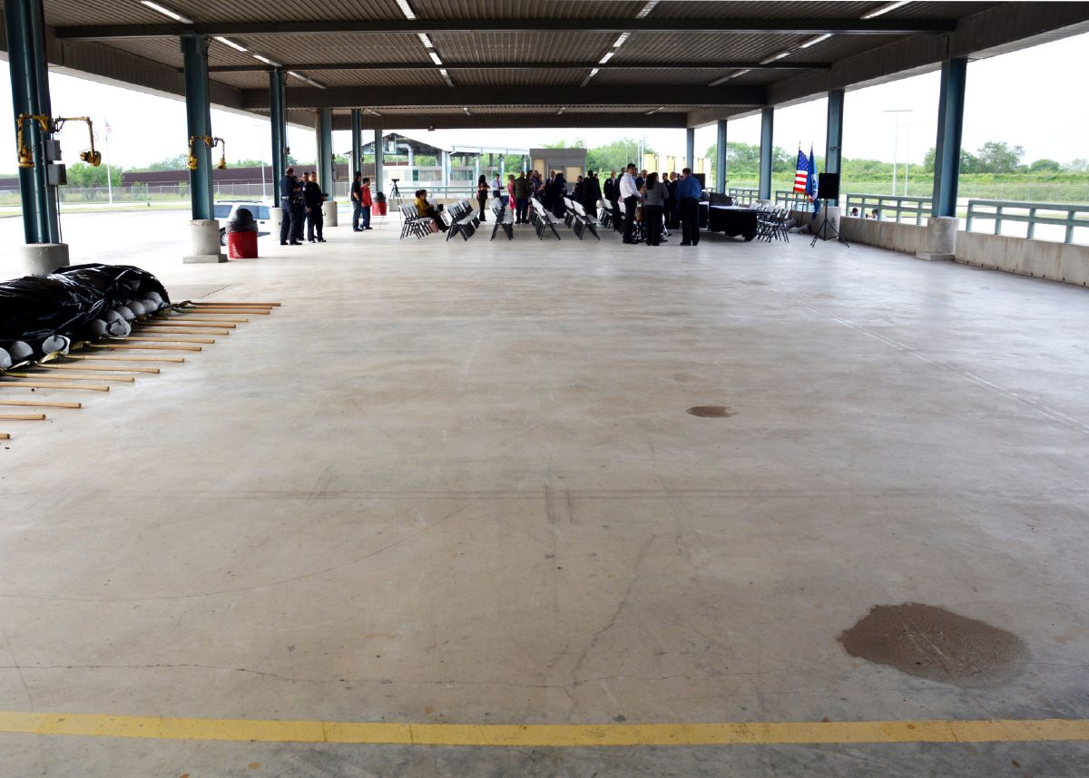 Trucking Time: New produce inspection facility dedicated at Los