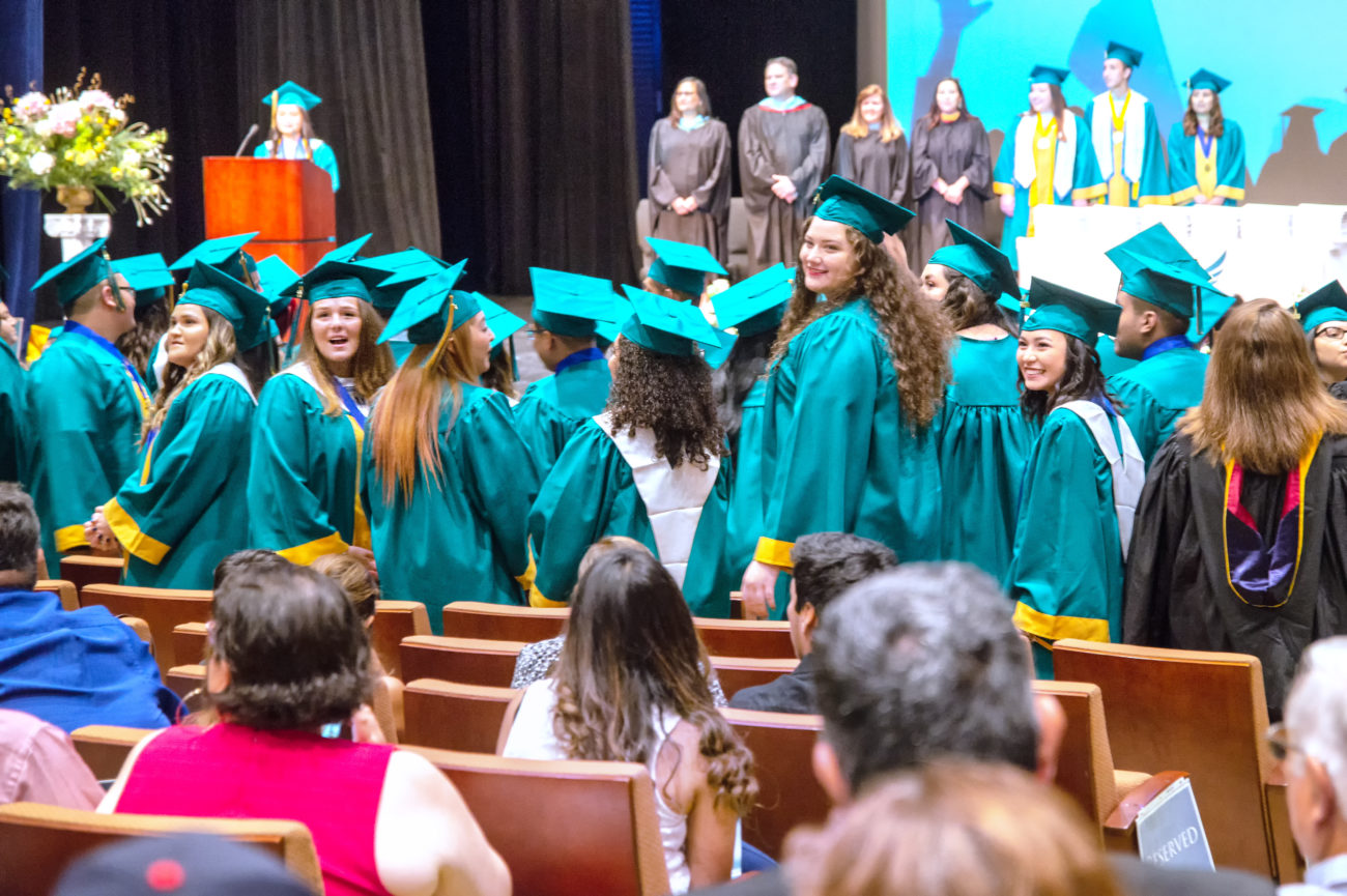 HSHP Grads Turn Page To Next Chapter