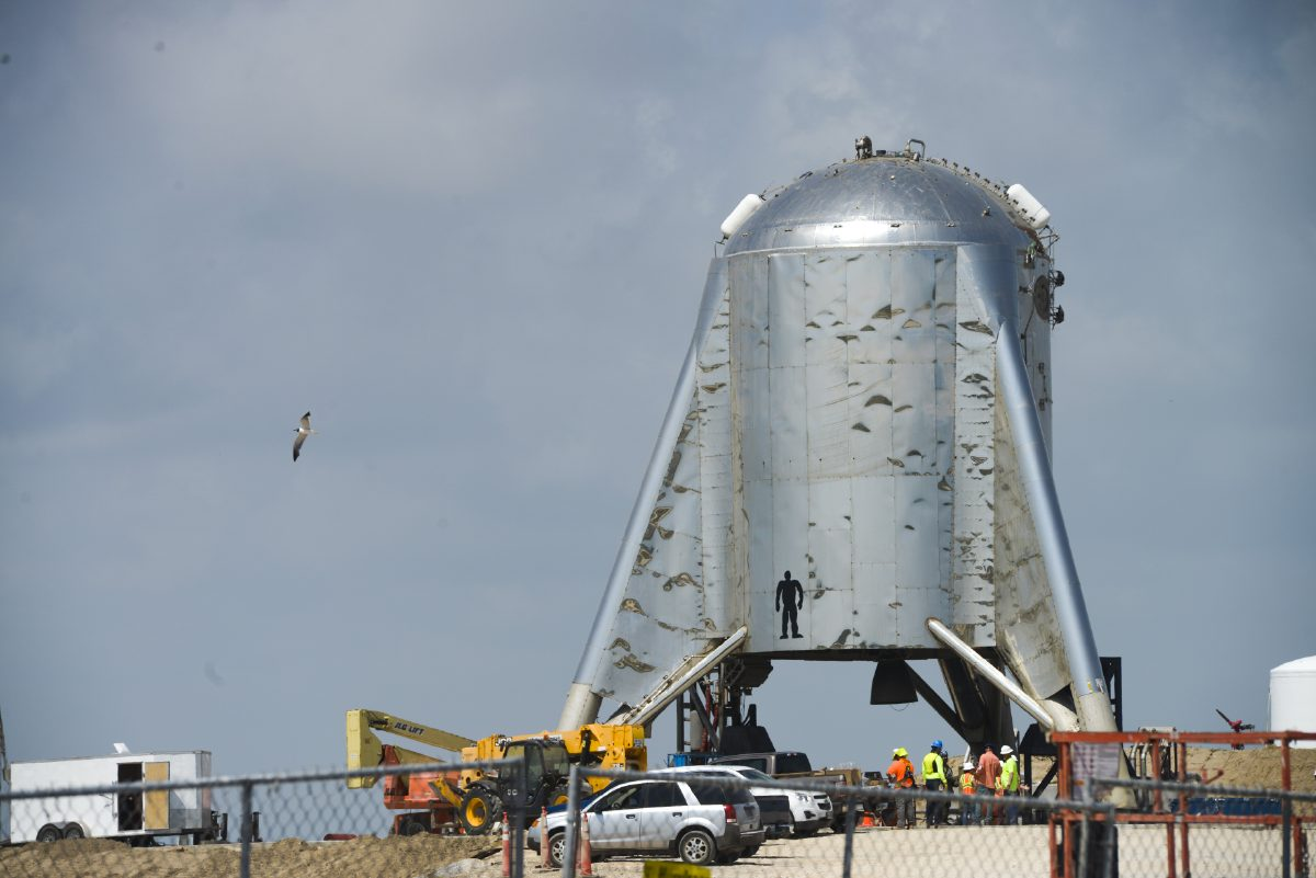 Elon Musk Reveals Starship Prototypes Could be Ready to Fly in August